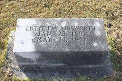 Lutye Fay Ainsworth
