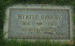 Myrtle Crosby