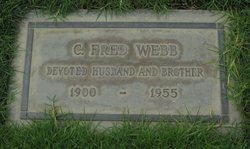 Charles Fred Webb