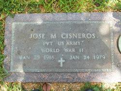 Jose M Cisneros