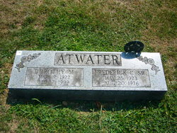 Dorothy M. Atwater