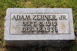 Adam Zehner, Jr