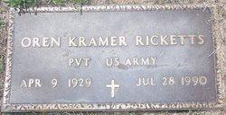 Oren Kramer Ricketts