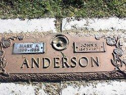 Marie Antoinette Mary <i>Daniel</i> Anderson