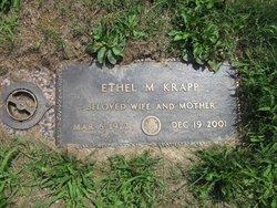 Ethel <i>Witzel</i> Krapp