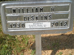 William Harold Bill Deskins