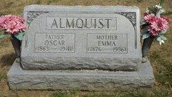 Emma <i>Carlson</i> Almquist