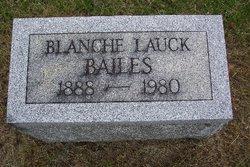 Blanche <i>Lauck</i> Bailes