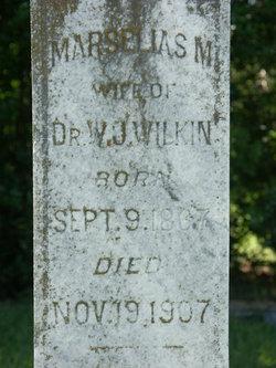 Marie Marcelias <i>Mayo</i> Wilkin