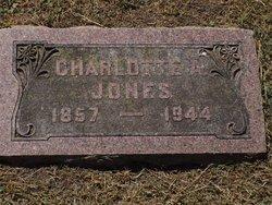 Charlotte Armina <i>Carter</i> Jones