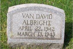Van David Albright