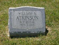 William N Atkinson