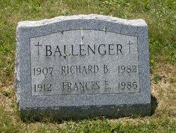 Frances E Ballenger