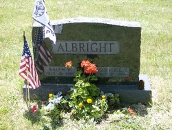 Ralph W Albright