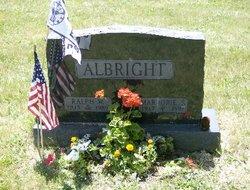 Marjorie Bernadine <i>Sellers</i> Albright