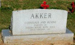 Cornelius Akker