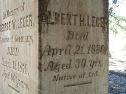 Albert Henry Leger