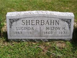 Lucinda <i>McEntaffer</i> Sherbahn