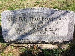 Clayton Thompson Cann