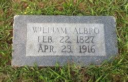 William Albro