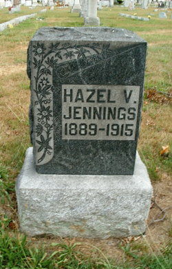 Hazel V <i>Aronhalt</i> Jennings