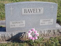 Donald Bavely