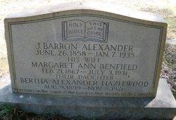 John Barron Alexander
