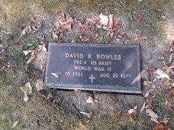 David R. Bowles