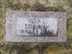 Vera L. <i>Cook</i> Stickney