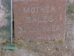 Della Rhea Bales