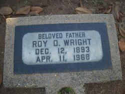 Roy Dunham Wright
