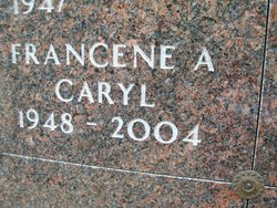 Francene A. <i>Chambers</i> Caryl