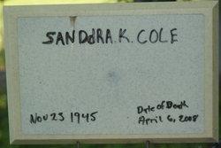 Sanddra K Kay <i>Lounsbury</i> Cole