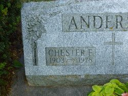 Chester Francis Guido Anderson