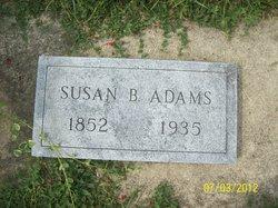 Susan B <i>Augustine</i> Adams