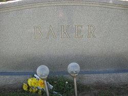 Irene <i>Biggerstaff</i> Baker