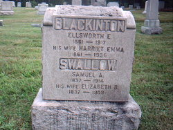 Harriet Emma <i>Swallow</i> Blackinton