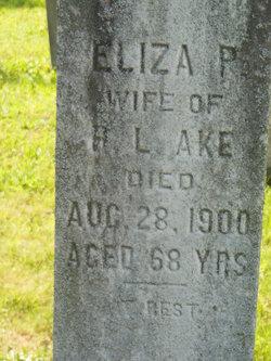 Eliza P Ake