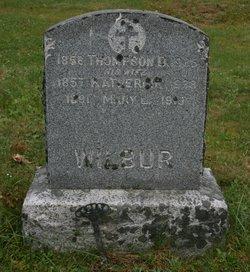 Thompson B. Wilbur
