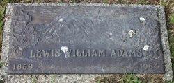 Lewis William Adams