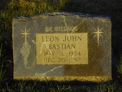 Leon John Bastian