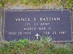 Vance E Bastian