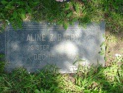 Aline Zapora <i>Jackson</i> Bagby