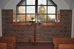 Saint John Vianney Catholic Church Columbarium