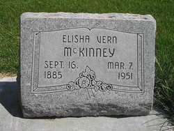 Elisha Vern McKinney