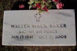 Walter Mack Baker