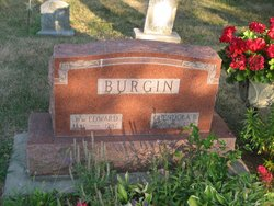 Guendola Bernice <i>Cox</i> Burgin