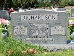 Darrell G Richardson