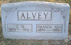 Amanda Ann <i>Norris</i> Alvey