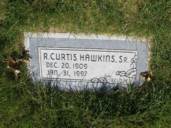 Riego Curtis Hawkins, Sr